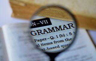 Spelling and Grammar - 127 Media - Social Media - Web - Lancashire