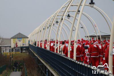 Queenscourt Hospice | Santa Sprint | 127 Media | Photography